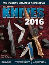 Knives 2016 : The Worlds Greatest Knife Book * NEW & FREE SHIPPING