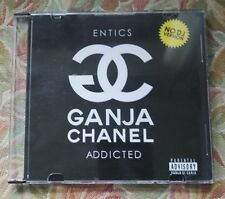 Entics RARO CD GANJA CHANEL ADDICTED Ensi Fabri Fibra