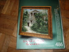 Cross Stitch Pro Counted Cross Stitch Kit #486 Grandmother's Garden NEW