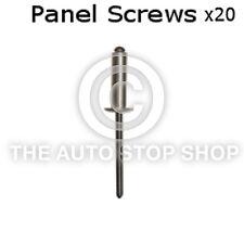 Panel Screw Nail 2,9 Renault Trafic/Twingo/Twizy/Vel Satis etc 20pk 10623re