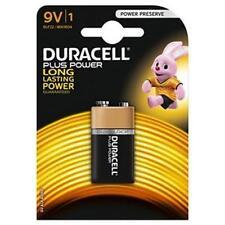 Confezione 1 Pila Batteria Duracell Plus Power 9V 6LP3146 MN1604 hsb