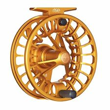 NEW 2016 REDINGTON RISE III 3/4 WEIGHT AMBER FLY FISHING REEL + FREE US SHIPPING