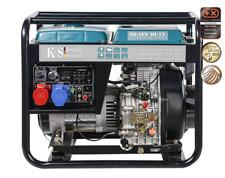 Diesel  Stromerzeuger 230V & 400...