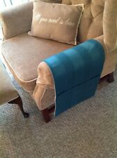 Telecomando TV Holder Arm Coprire Cap Copridivano divano poltrona color foglia di tè verde c