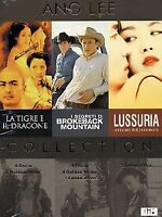 Ang Lee Collection - Cofanetto Con 3 Dvd - Nuovo Sigillato