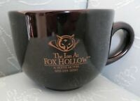 The Inn at Fox Hollow, A Suite Hotel, Black & Gold Mug, Woodbury, Long Island NY