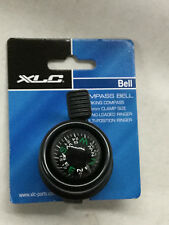Xlc Multi-Position Ringer Compass Bell Black
