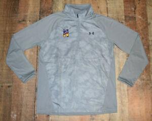Under Armour Northwestern Wildcats Golf Sweet Spot 1/2 Zip Jacket Men Medium B62