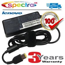 Genuine/Original Lenovo 65W 20V 3.25A USB/Square Tip AC Laptop Charger Adapter