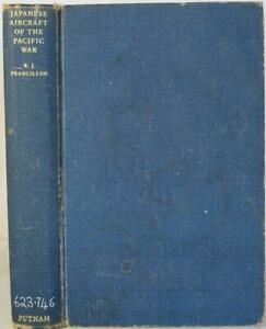 JAPANESE AIRCRAFT OF THE PACIFIC WAR Francillon. Putnam's Aviation, WW2