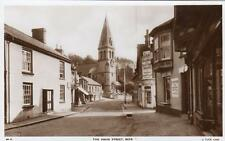 The Village Beer Nr Seaton Motor Car unused RP old pc Frith