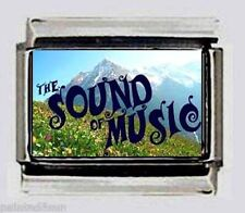 the SOUND of MUSIC #2 9mm charm PHOTO Italian Charms for nomination BRACELETS
