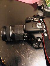 Canon EOS Rebel T3i / EOS 600D Bundle. Read Description