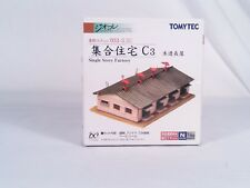 N Scale Building Tomytec Single Story Factory # 033-3