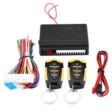Car Alarm Remote Control Central Locking Door Lock Kit Keyless Entry System gl