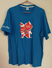 London 2012 Olympics T-Shirt. Men's XL New without Tags.