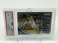 2019-20 Panini Prizm LeBron James HYPED! Card #2 PSA 9 - Invest - Lakers