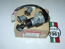 Kit serrature-bloccasterzo ORIGINALE Honda Sh new 50 96->  35010gby910