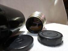 Jupiter 11  4/135 Russian lens & caps M39 L39 mount for SLR Zenit camera    8185
