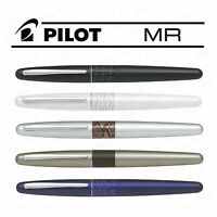 Pilot MR Fountain Pen Refillable - in Metal Gift Box - Blue Ink