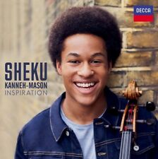SHEKU KANNEH MASON 'INSPIRATION' BRAND NRW SEALED CD