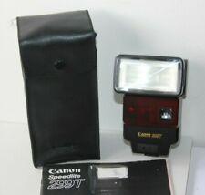 Canon Speedlite 299T Shoe Mount Flash For Canon SLR Inc AE-1 F-1 & T Series.