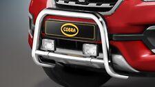 Frontbügel Edelstahl chrom Ø 60 mm für Nissan Navara D23 NP300 / Renault Alaskan