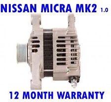 Nissan Micra MK2 MK II (K11) 1.0 16 V Hatchback 1992 1993 - 2000 Alternador