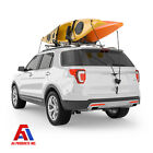 Best On Kayaks - 180° Folding J-Style Bilateral Kayak Carrier Kayak Roof Review