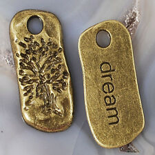 """29mm 'Tree of Life dream"""" Charms 2pcs Gold Silver Copper Bronze FREE SHIPPING"""