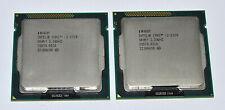 "*Lot of 2* Intel Core i3-2120 ""Sandy Bridge"" Processor, 3.30gHz *Used, Working*"