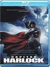 CAPITAN HARLOCK  BLU-RAY    ANIME