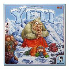 Yeti / Brettspiel / Pegasus Spiele / NEU