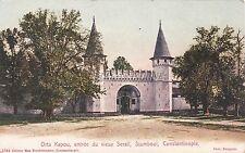 TURKEY - Costantinople - Orta Kapou - Entrèe du Vieux Serail