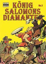 Fantasy Classics Nr. 2   König Salomons Diamanten   -  ilovecomics-    ilc-6