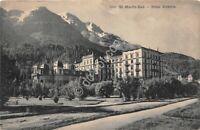 Cartolina - Postcard - St. Moritz Bad Hotel Victoria  VG