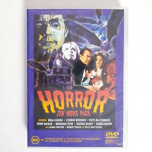 Horror 10 x Classic Movies Pack DVD Region 4 AUS Free Postage