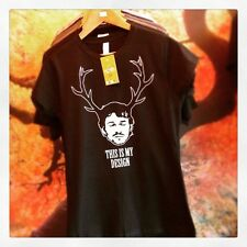 THIS IS MY DESIGN - Hannibal The Series Will Graham Inspired Tshirt TV Series