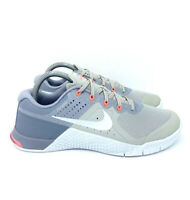Nike Metcon 2 AMP Women's Training Shoes Gray Pink 843972-002 Size 8.5 Gym Shoes