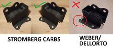 (x2) ANTERIORI LOTUS ELAN ENGINE MOUNTS (** Stromberg carboidrati **) (1962 - 74)