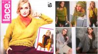 Lace No. 4, Lana Grossa, Modelle, Herbst, Heft, stricken, häkeln, 44 Anleitungen