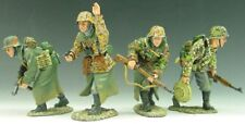 KING & COUNTRY WW2 GERMAN ARMY WS048 ADVANCE TO ATTACK MIB