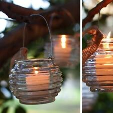 Unbranded Glass Candle Lanterns