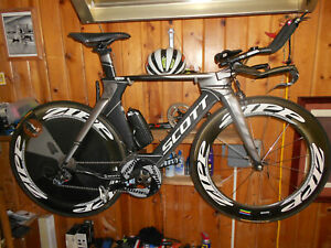 Scott Plasma 3 Premium Time Trial TT/Triathalon Bike