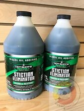 Hot Shot's Secret Stiction Eliminator Clean & Restore Additive, 2 - 64oz Bottles