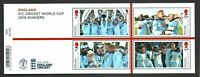 GB 2019 Commemorative Stamps~Mens Cricket Cup~M/S~Unmounted Mint Set~ UK