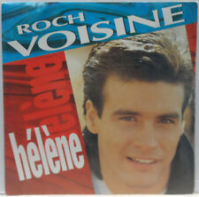 "Roch Voisine ?- Hélène / Ton Blues 7"" Single 1989 UK soft rock Ariola * Free H&S"