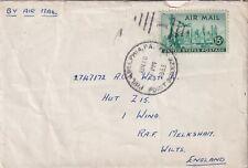 United States 1955 Philadelphia PARAF Melkesham UK Cover