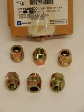 6 Pack Wheel Lug Nut GM OEM 12499500