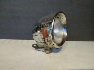 Vintage Schwinn Pumpkin headlight, Stingray Apple Krate Fastback bicycle light